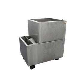 FINIXA  Ανοξείδωτοι Κάδοι Υδατοδιάλυτων     AGC11
