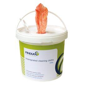 FINIXA SCR 100 εμποτισμένα πανάκια καθαρισμού