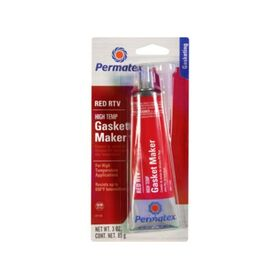 PERMATEX  Σιλικόνη Hi-Temp Red RTV 85gr   8116135151