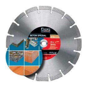 DIEWE  Δίσκος κοπής μπετού Φ400mm  D132