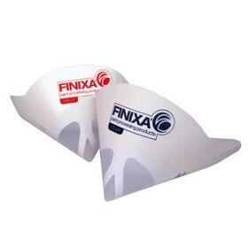 Finixa  Νάϋλον σουρωτήρια  για υδατοδιαλυτά και χρώματα 125μm - 190μm 250τμχ  NVZ
