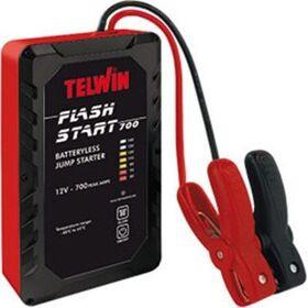 TELWIN  Εκκινητής Μπαταρίας 400A-700A  FLASH START 700 σε 12 Άτοκες Δόσεις