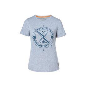 STIHL  Γυναικείο T-Shirt γκρι INSTINCT