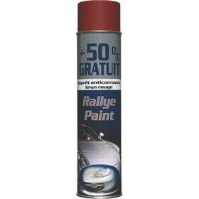 RALLYE PAINT Αστάρι Αντιδιαβρωτικής Προστασίας Κεραμιδί 600ml (6 τεμ.) 940686