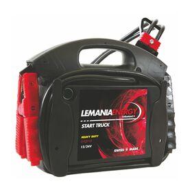 LEMANIA Φορητός Εκκινητής Μπαταρίας Ελβετίας για την Εκκίνηση Μεγάλων Οχημάτων  P4 Professional 220302 σε 12 Άτοκες Δόσεις