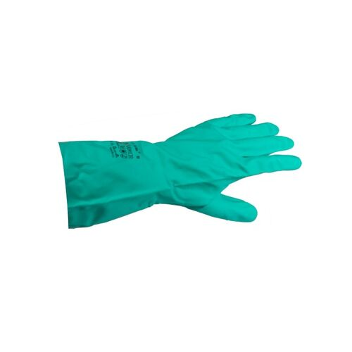 FINIXA  Solvex Πράσινα Γάντια Νιτριλίου   GLC08